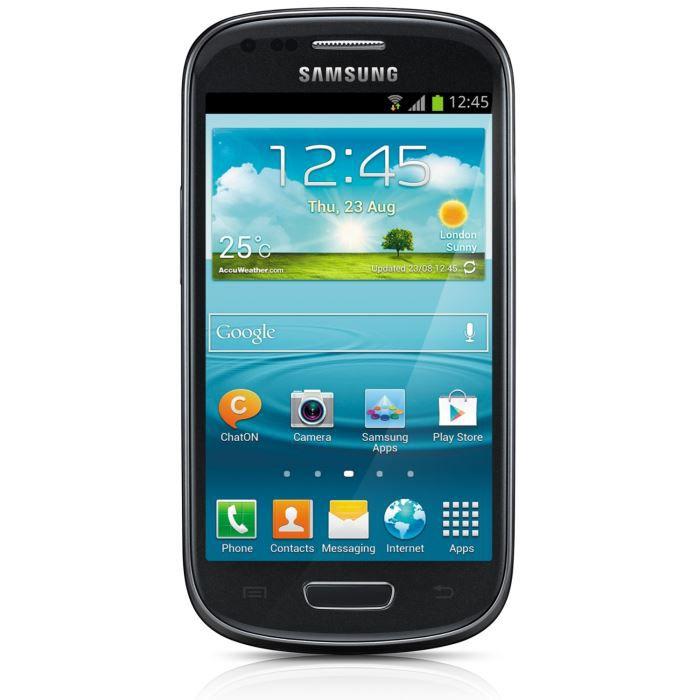 SMARTPHONE Samsung Galaxy S3 Mini i8190 Noir
