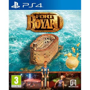 JEU PS4 NOUVEAUTÉ Fort Boyard Standard Jeu PS4