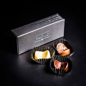 CONFISERIE DE CHOCOLAT Anus en chocolat