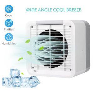 BRUMISATEUR D'EXTÉRIEUR Mini climatisation Conditionneur cool ventilateur