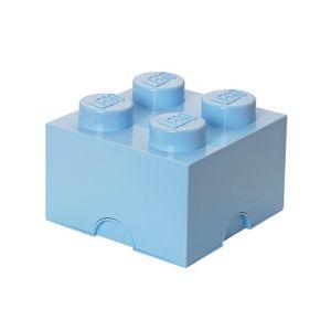 COFFRE - MALLE Lego Stockage Boîte de briques 4 - plus de couleur