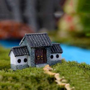 Décoration Miniature Ornement Accessoire DIY Bâtiment Chinois ...