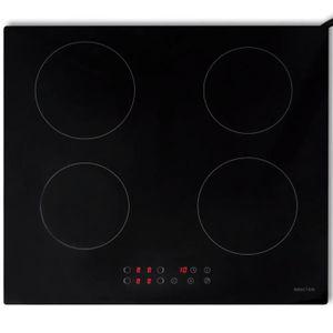 PLAQUE INDUCTION Plaque de cuisson à induction Verre EUROKERA 4 brû