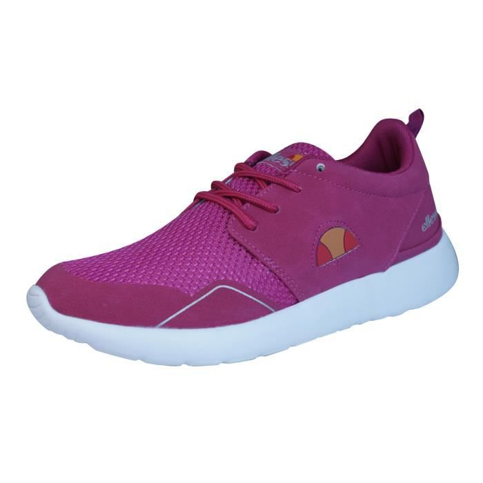 Ellesse Baskets Kranjska Gora Chaussures Femmes Pink 6.5
