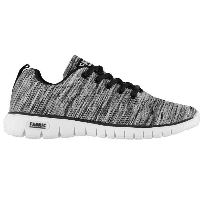 Fabric Femme Baskets De Running Respirantes