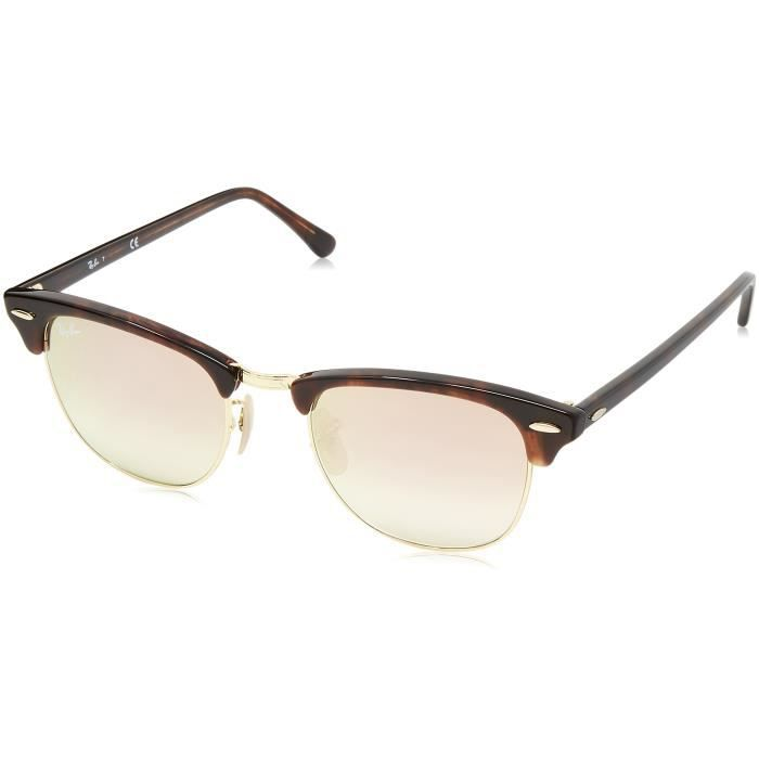 Ray-ban Rb3016 Classic Clubmaster Sunglasses LMMA5 - Achat   Vente ... c2bb3352d442