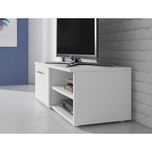 Meuble tv 60 cm hauteur achat vente pas cher for Meuble tv hauteur 60 cm
