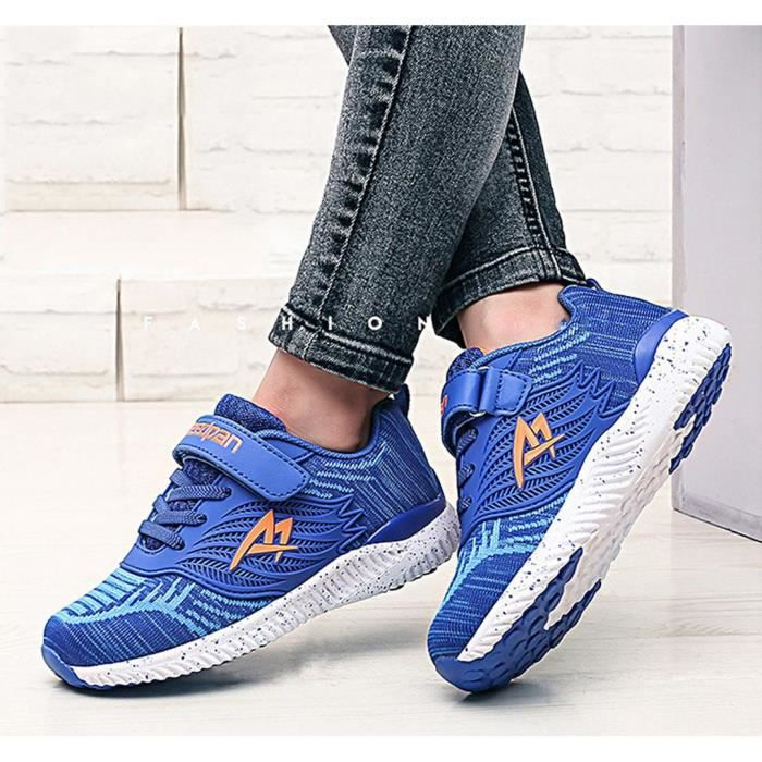 Respirable Sport Mode Chaussures Garçon Baskets De Sneakers Gemvie E0xqwYIRY