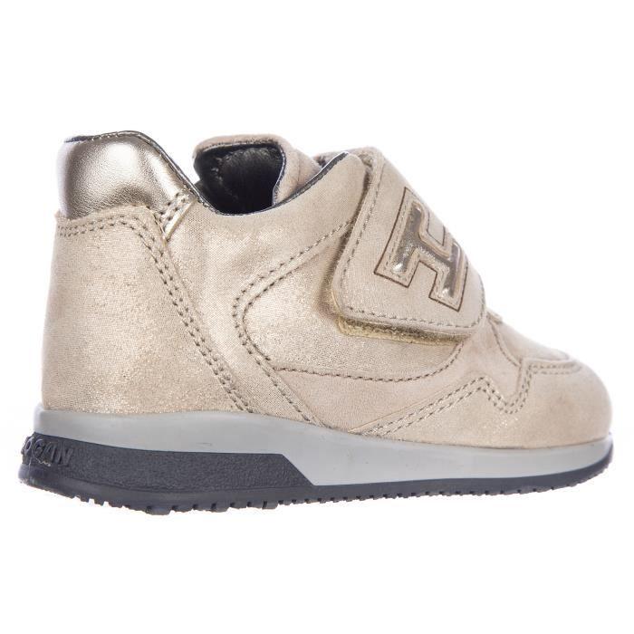 Chaussures baskets sneakers enfantcuir Hogan LG0SQ