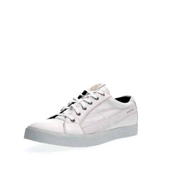 DIESEL Sneakers Homme WHITE, 42