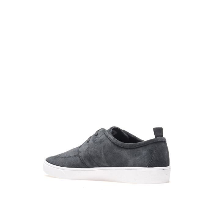 Fred Perry Sneakers gris Homme B1165-282 CEBC2
