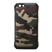 COQUE - BUMPER Shockproof PC+TPU Camouflage Phone Case for OPPO F
