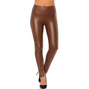 super cute 78675 a1ff0 leggings-marron-fashion-style-simili-mode-femme-p.jpg