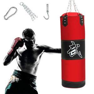 SAC DE FRAPPE TEMPSA 100cm Creuse Sac De Frappe Boxing Sport Fit