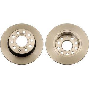 DISQUES DE FREIN TRW Lot de 2 Disques de frein DF4276
