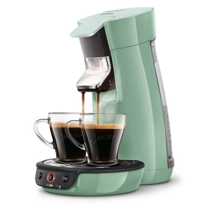 Dosettes - Pression : 1 bar - Capacité : 0,9L - 1450WMACHINE A CAFE