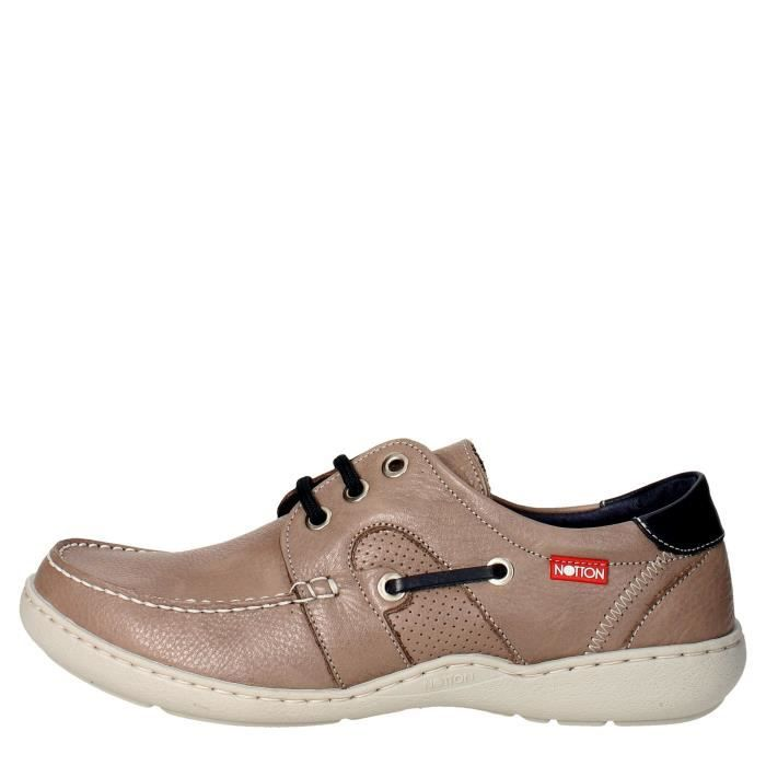 D.a.t.e. Petite Sneakers Homme Marron Taupe, 43