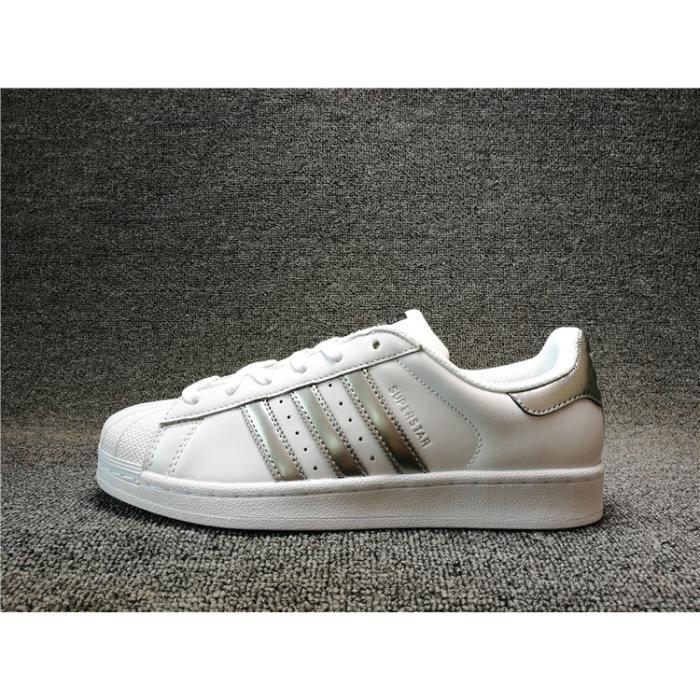 plus récent 4255e 8b74d Adidas Originals Superstar Foundation adulte (homme ou femme ...
