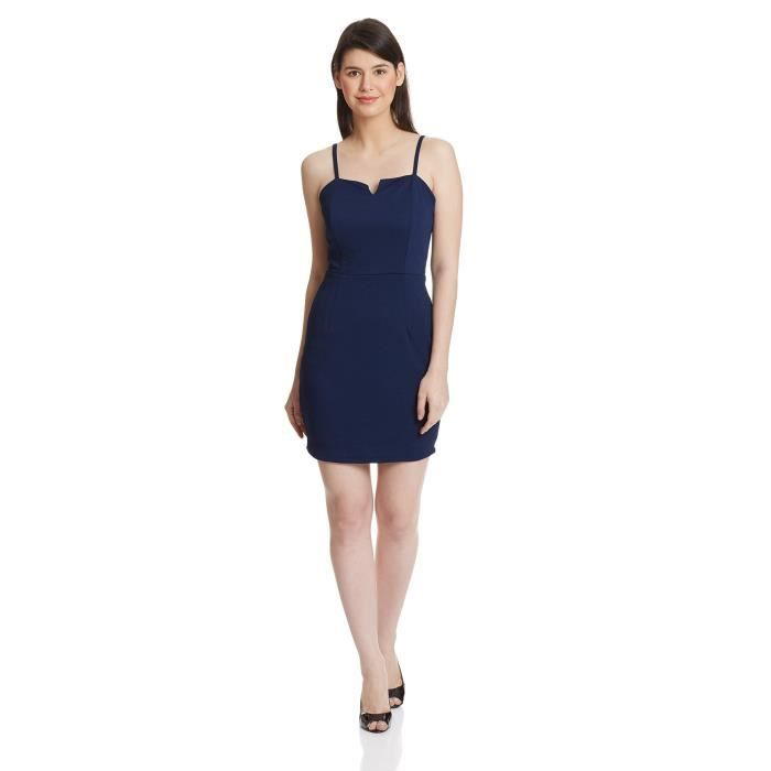 Womens Polyester Bodycon Dress ZQJ03 Taille-36