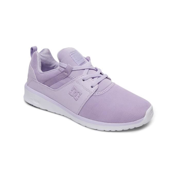 Chaussures Femme DC Heathrow Lilac