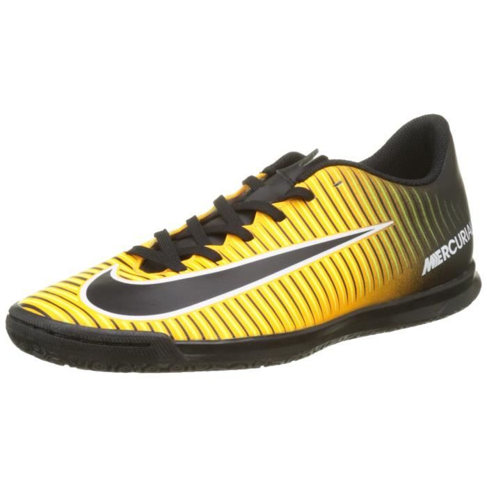 timeless design a20c4 d1320 Nike Mercurialx Vortex Iii Ic Footbal Chaussures pour hommes 3MJ8EG  Taille-46