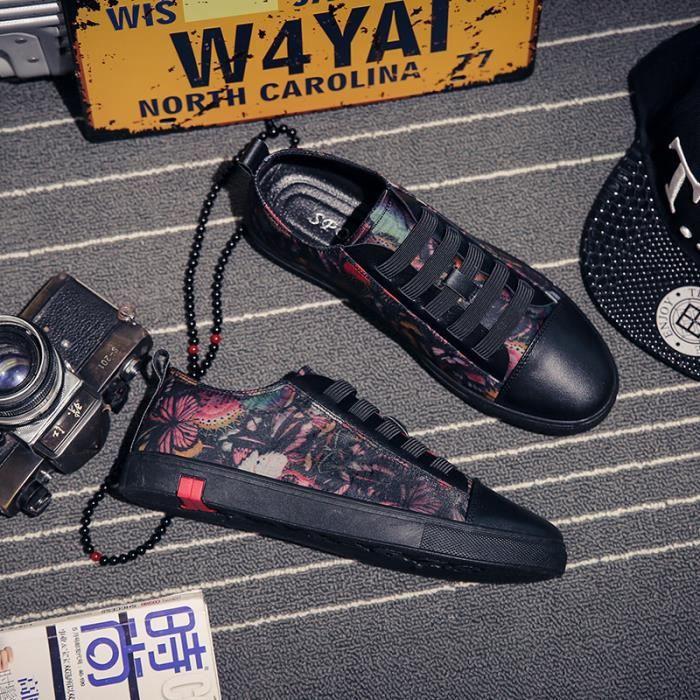 Baskets mode Baskets homme Baskets plates Baskets avec impressionChaussures de ville Chaussures populaires Chaussures sport en AKNS2Gc