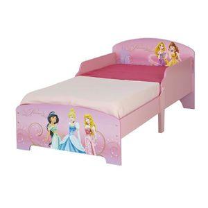 Lit princesse enfant achat vente lit princesse enfant - Tour de lit princesse disney ...