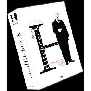 DVD FILM DVD Coffret Hitchcock : Rebecca ; les enchainés...