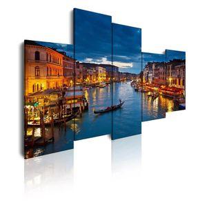 tableau toile 150x100 achat vente tableau toile 150x100 pas cher soldes d s le 10 janvier. Black Bedroom Furniture Sets. Home Design Ideas