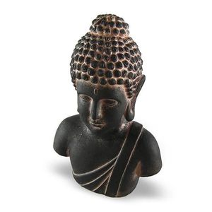 BOUGIE DÉCORATIVE Bougie Buste De Bouddha