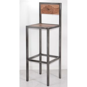 tabouret industriel achat vente tabouret industriel pas cher soldes d s le 10 janvier. Black Bedroom Furniture Sets. Home Design Ideas