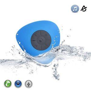 Enceinte Bluetooth Connecte Smartphone Etanche