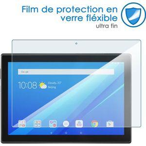 FILM PROTECTION ÉCRAN Protection en Verre Fléxible pour Tablette Lenovo