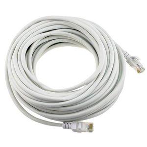 SERVEUR RÉSEAU Kingwing® 50ft Cat5e RJ45 Patch Ethernet réseau câ