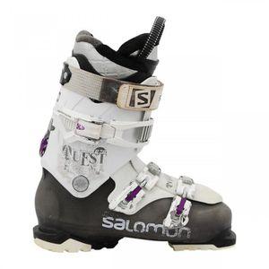 CHAUSSURES DE SKI Chaussures de ski Salomon Quest access R70w blanc
