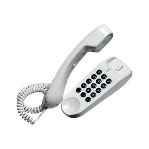 Téléphone fixe Nilox MINI Téléphone filaire blanc