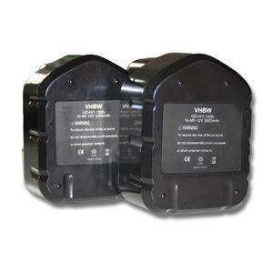 6cdba3ea8dcfd0 BATTERIE MACHINE OUTIL Adapté à Hitachi C 5D, C5D, CD 4D, CD4D,