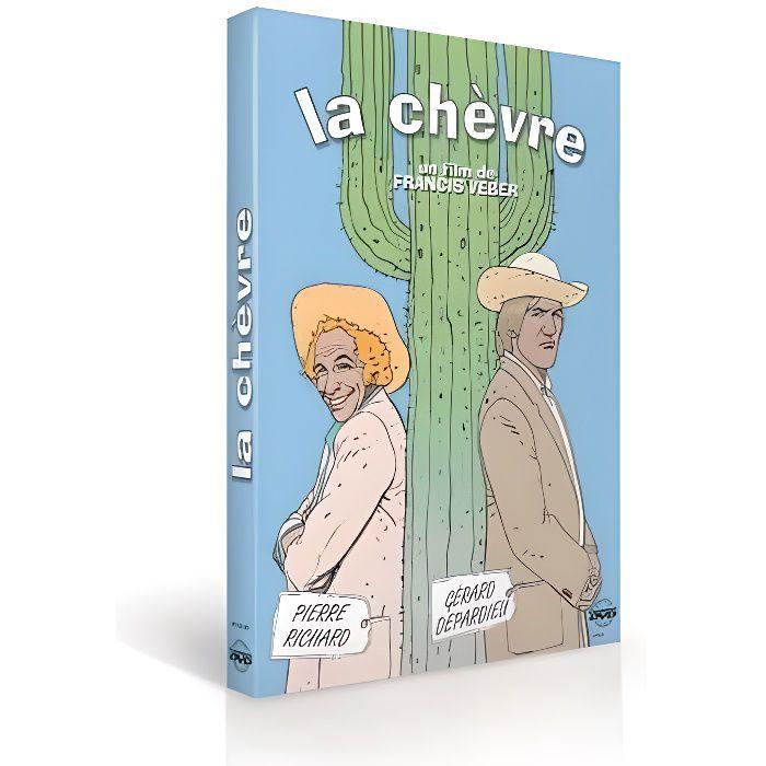 DVD FILM DVD La chèvre
