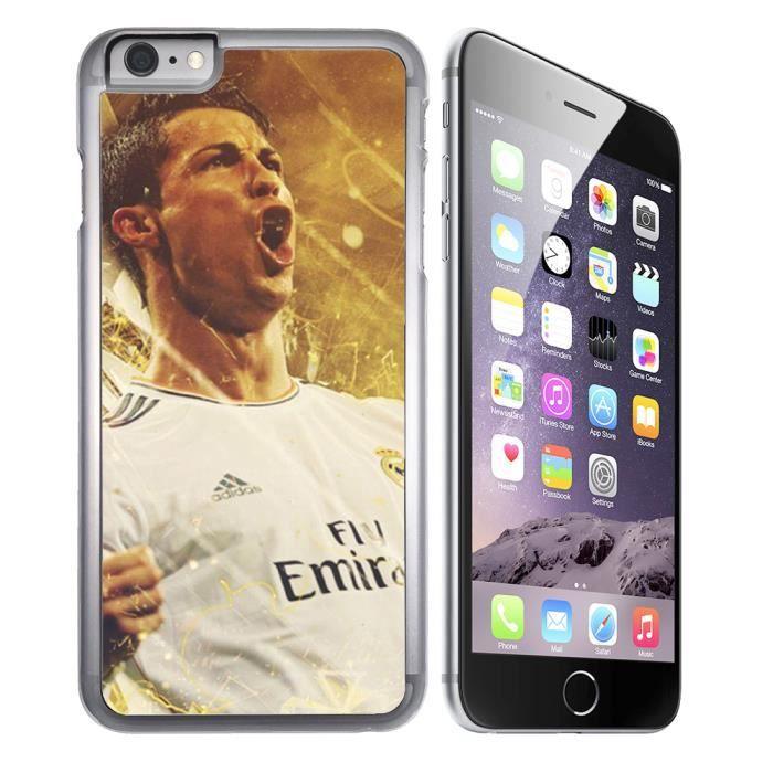 ronaldo coque iphone 8 plus