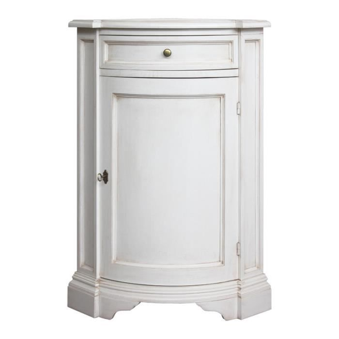 meuble de rangement d 39 angle laqu achat vente table d. Black Bedroom Furniture Sets. Home Design Ideas