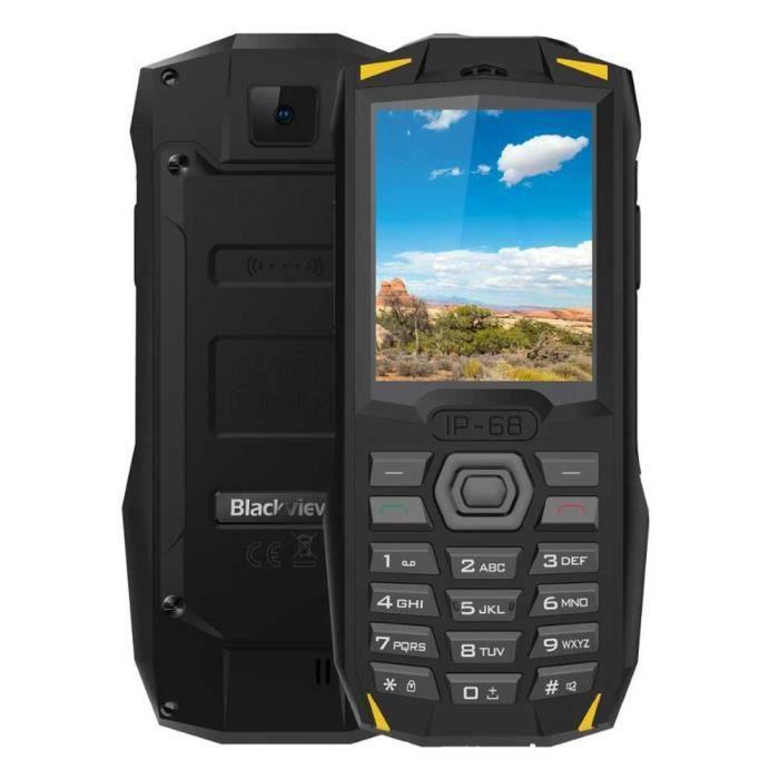 Téléphone portable Blackview BV1000 Téléphone portable 3000mAh IP68 é