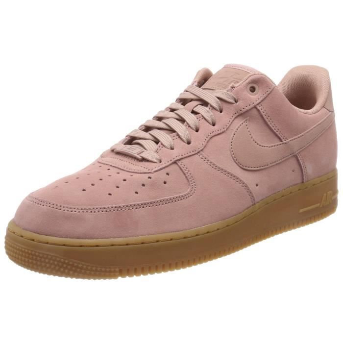 1 Taille Nike Lv8 Masculine Fzh7y Gymnastique Shoes Force 45 Suede Air '07 rQhsdt