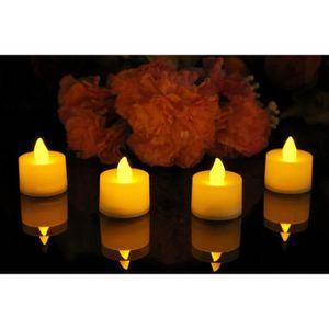 bougies led flamme vacillante achat vente bougies led flamme vacillante pas cher cdiscount. Black Bedroom Furniture Sets. Home Design Ideas