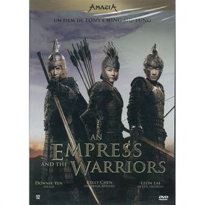 DVD FILM EMPRESS AND THE WARRIORS -