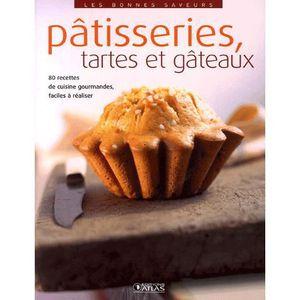 LIVRE FROMAGE DESSERT Pâtisseries, tartes et gâteaux