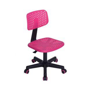 CHAISE DE BUREAU Chaise De Bureau Reglable Pour Enfant Plastique Aj