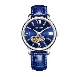 MONTRE Reef Tiger Luxury Brand Montres Femme Acier tous b