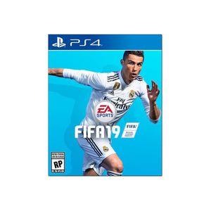 JEU PS4 FIFA 19 PlayStation 4 allemand