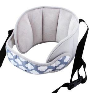 APPUI-TÊTE Bandeau de fixation pour support de tête réglable