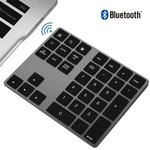 PAVÉ NUMÉRIQUE Mini clavier numérique en aluminium à clavier numé